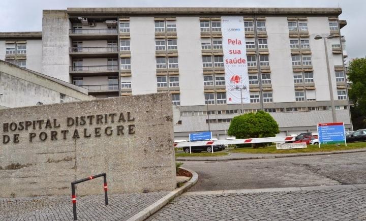 Resultado de imagem para Hospital de Portalegre