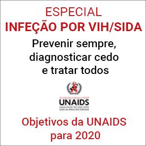 Especial INFEÇÃO POR VIH/SIDA