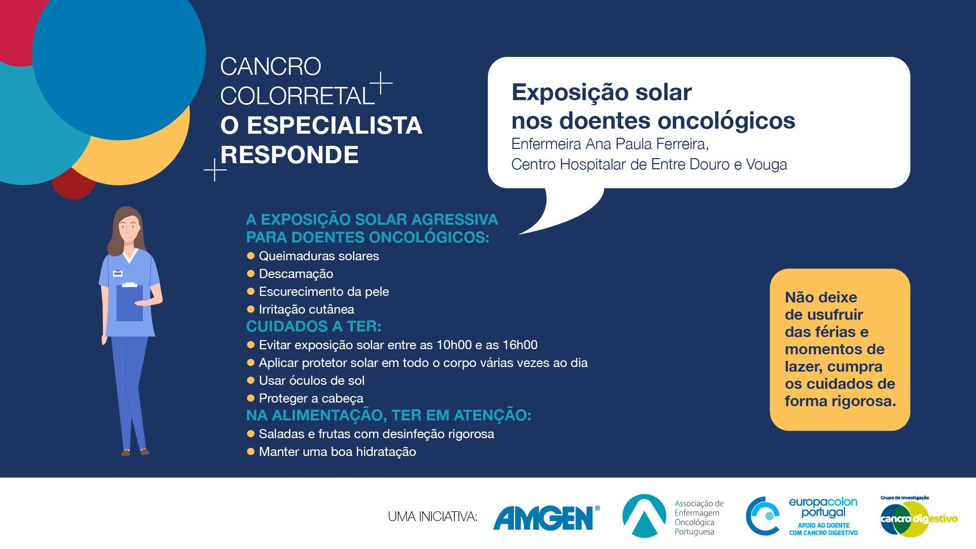 AMGEN cancro colorretal palavra de meüdico2