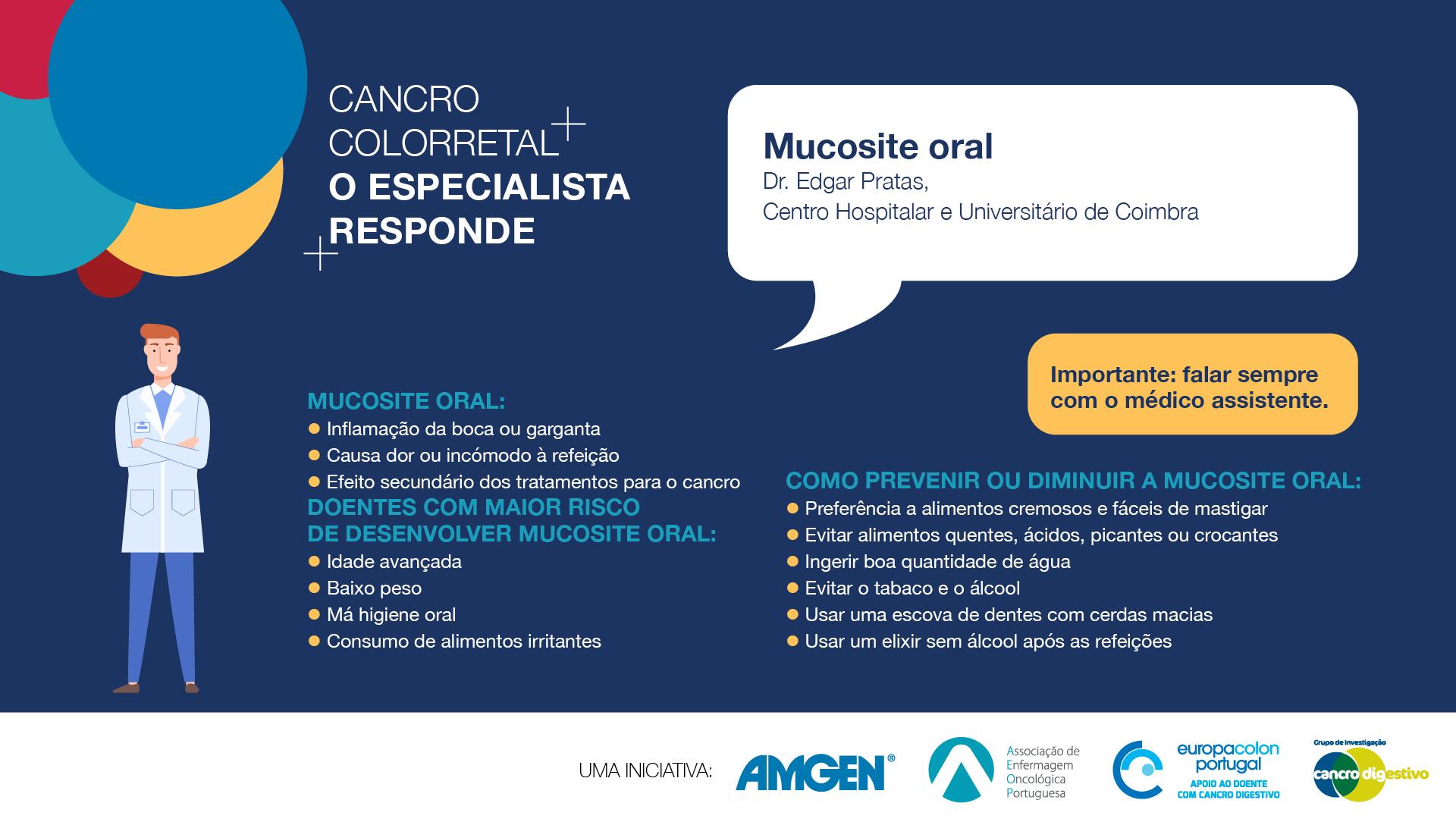 AMGEN cancro colorretal palavra de meüdico4
