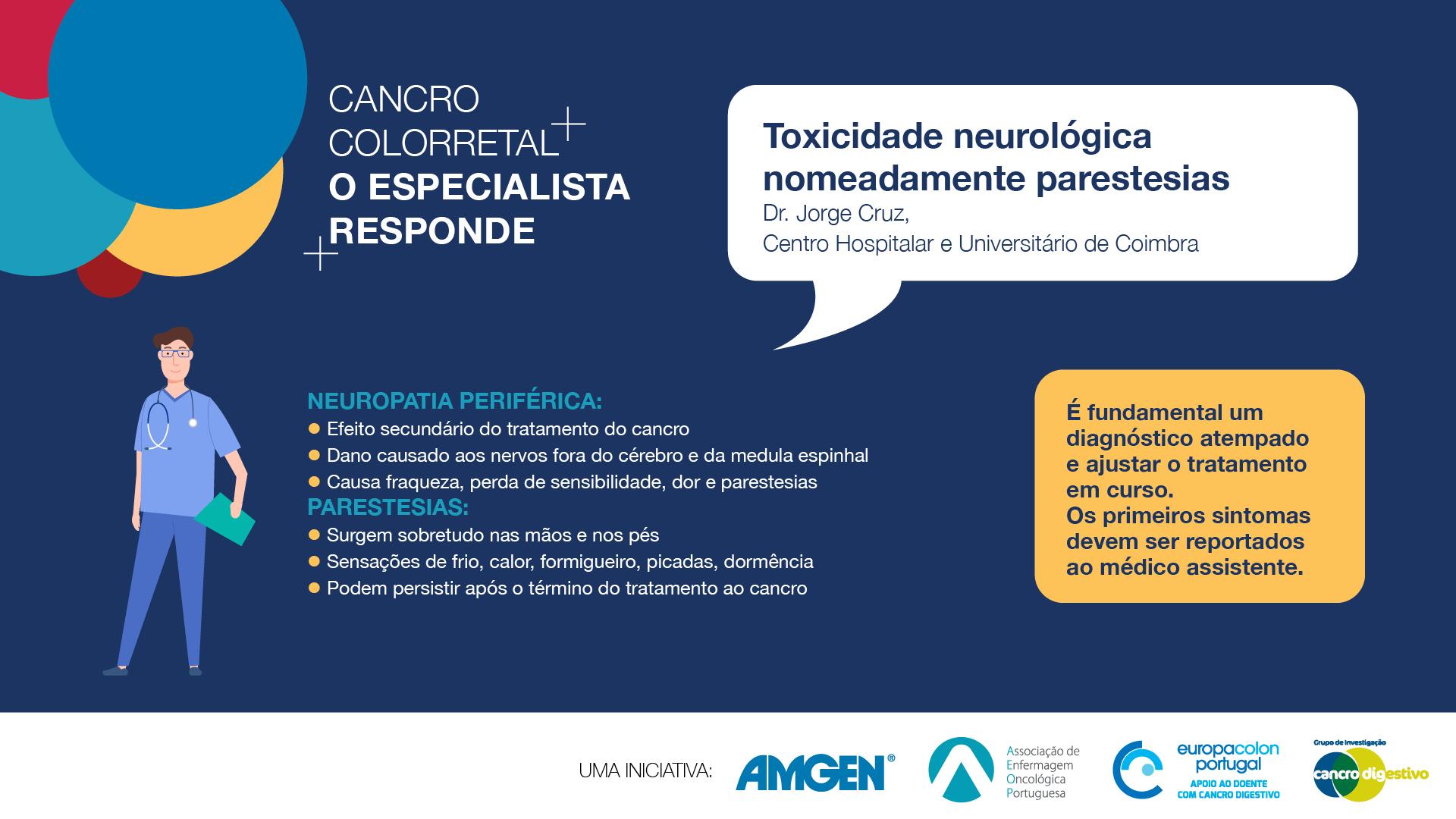 AMGEN cancro colorretal palavra de meüdico5