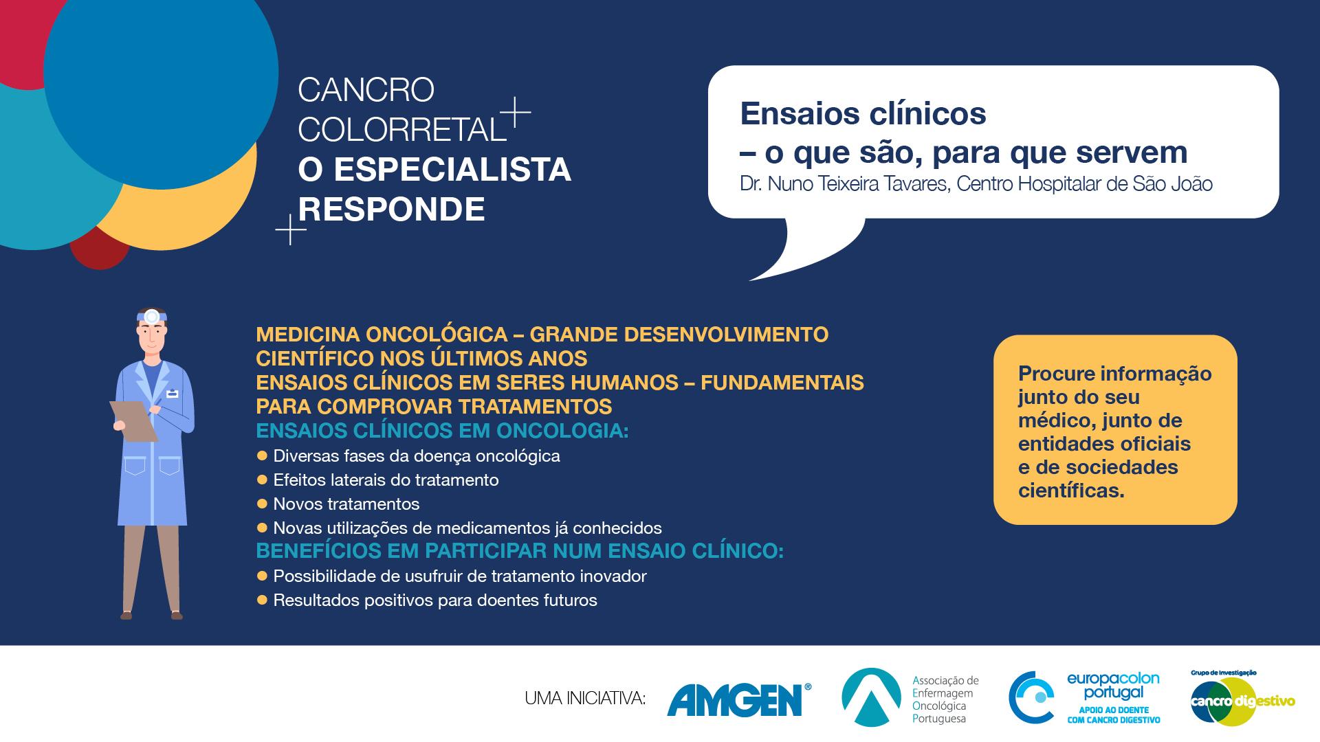 AMGEN cancro colorretal palavra de meüdico9